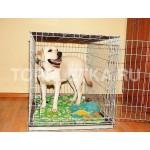 недорогая клетка для собаки